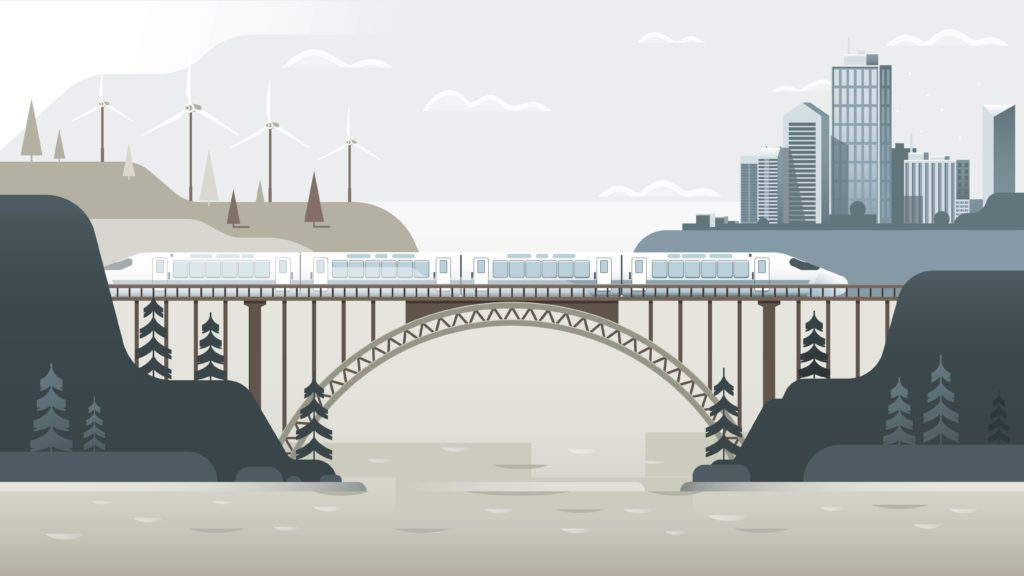 Illustration for Siemens Water Refinery Project