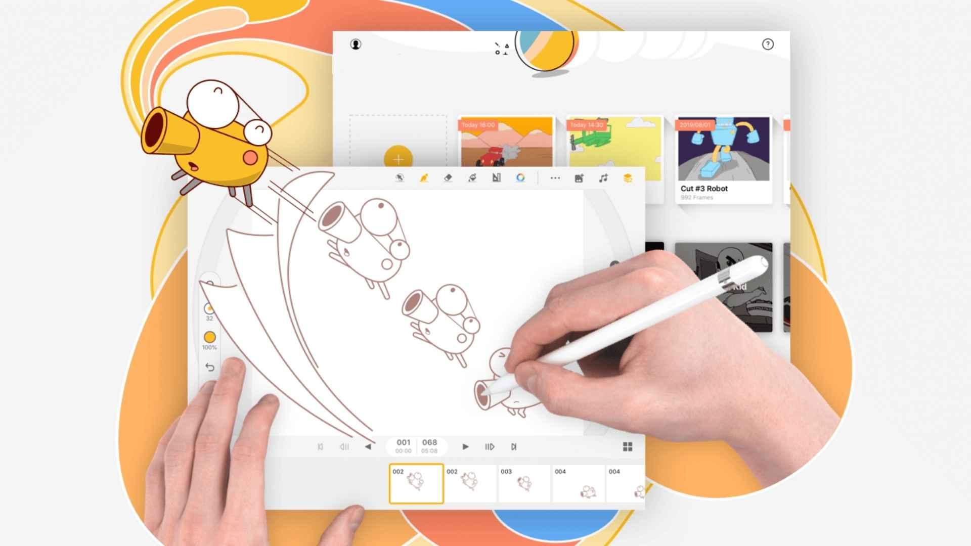 Creating animation - 12 principles of animation