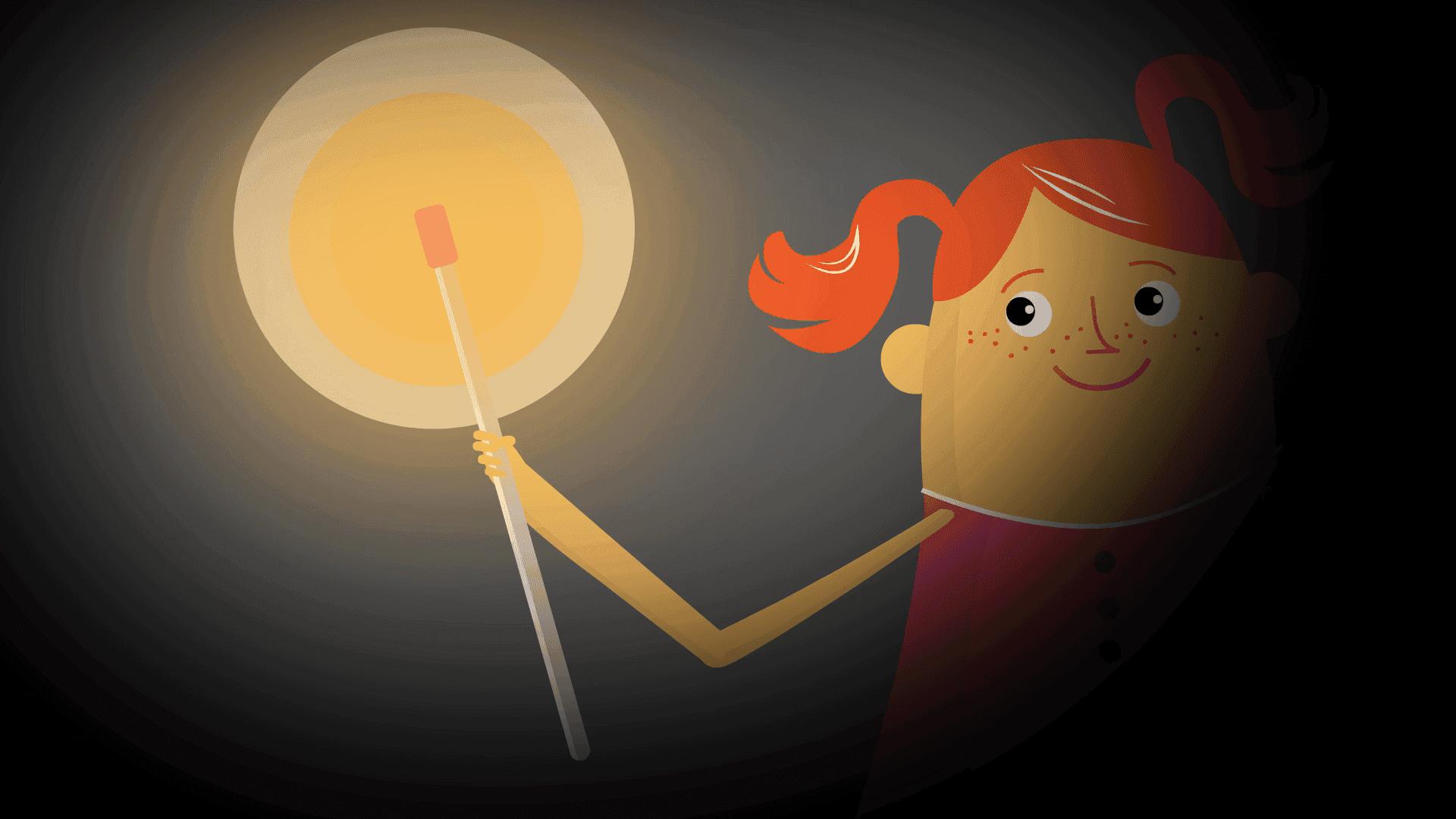 Girl - Character Animation