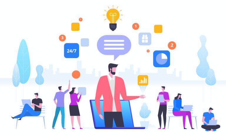 Social media users - article Social Media Video Tips