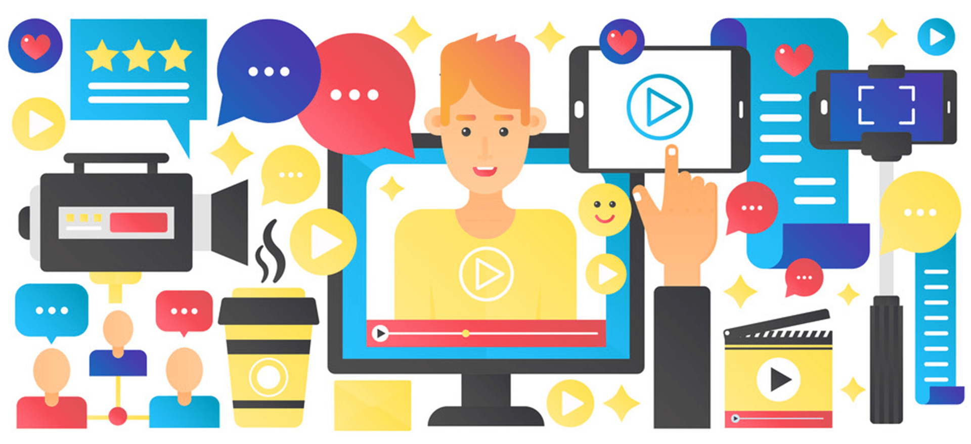 Video - an article about promotion through video
