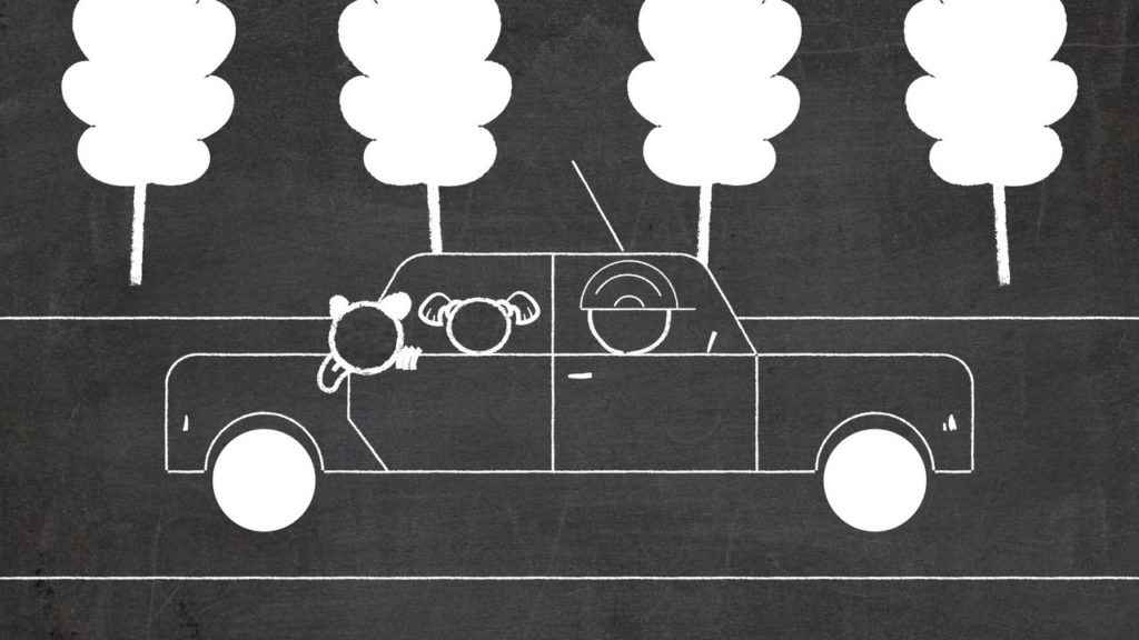 Traveling by car - Animation Explainer Video