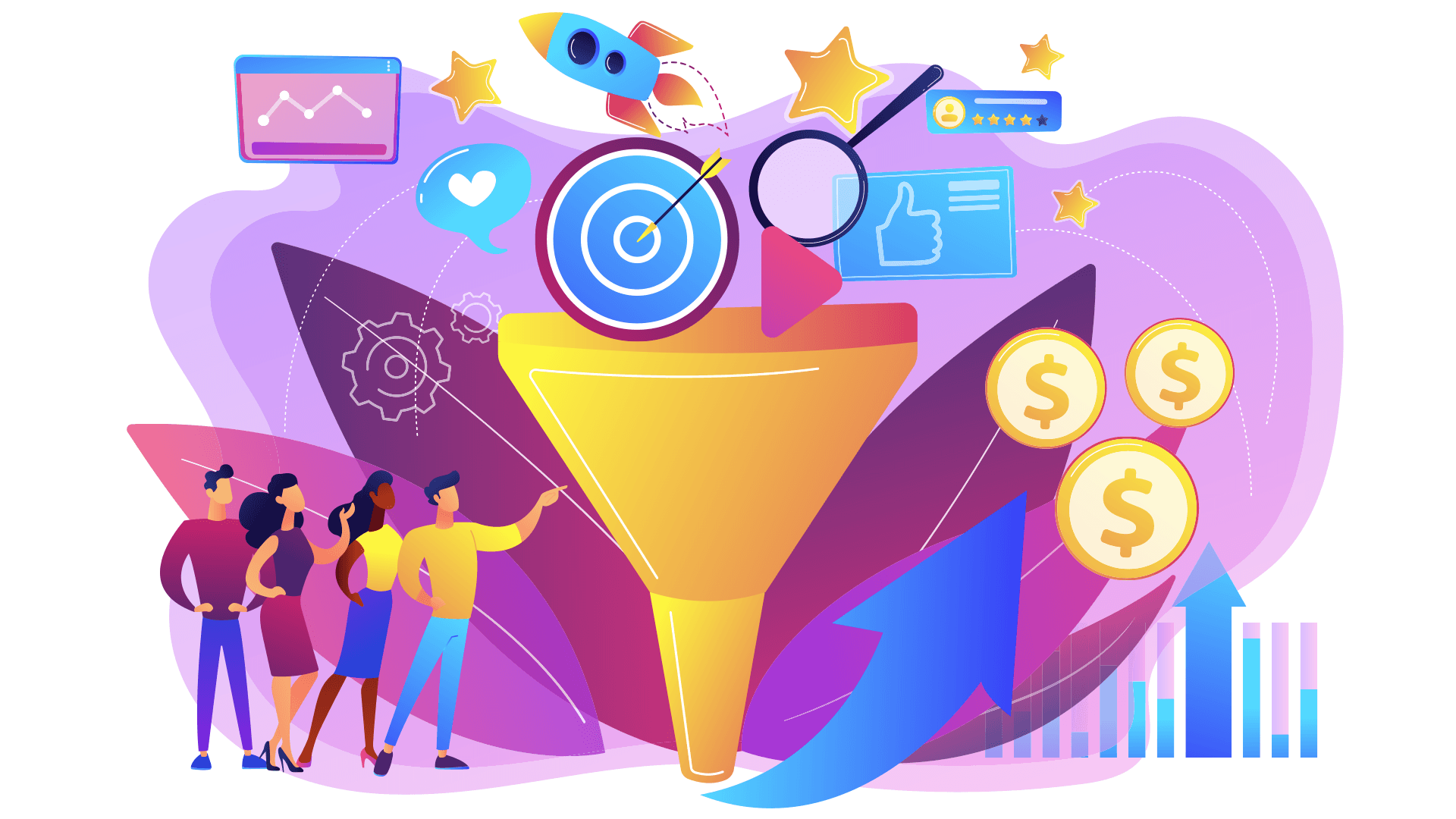 Effective marketing - article about Lead Сonversions