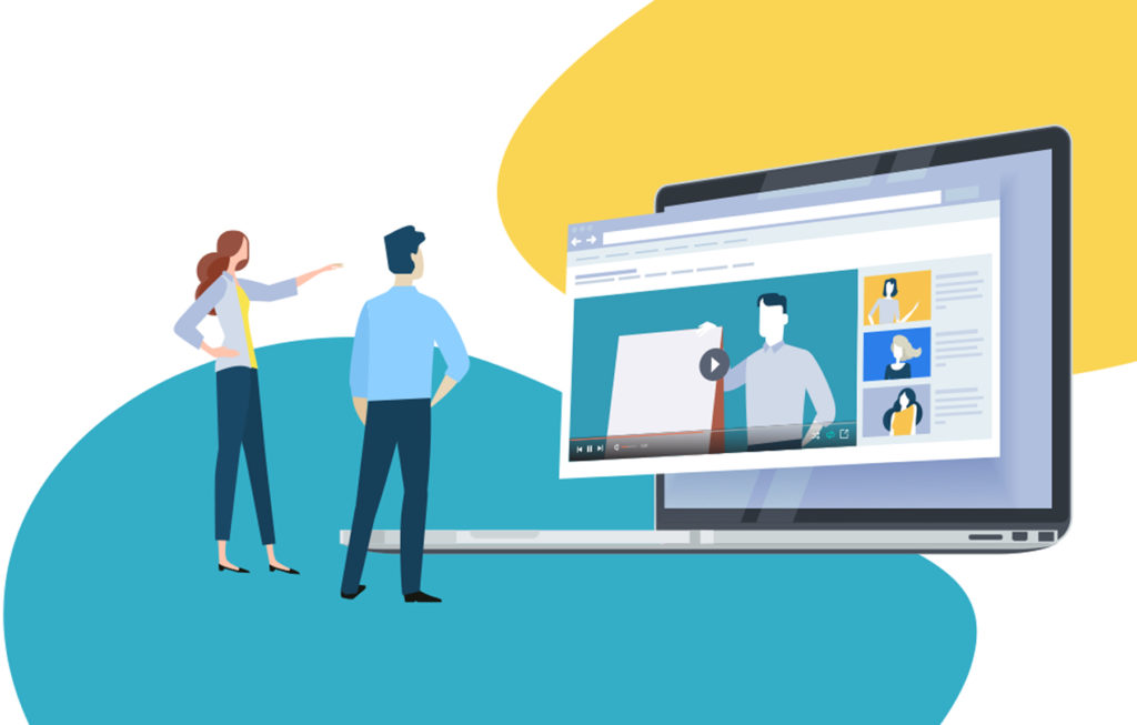 E-learning - video learning