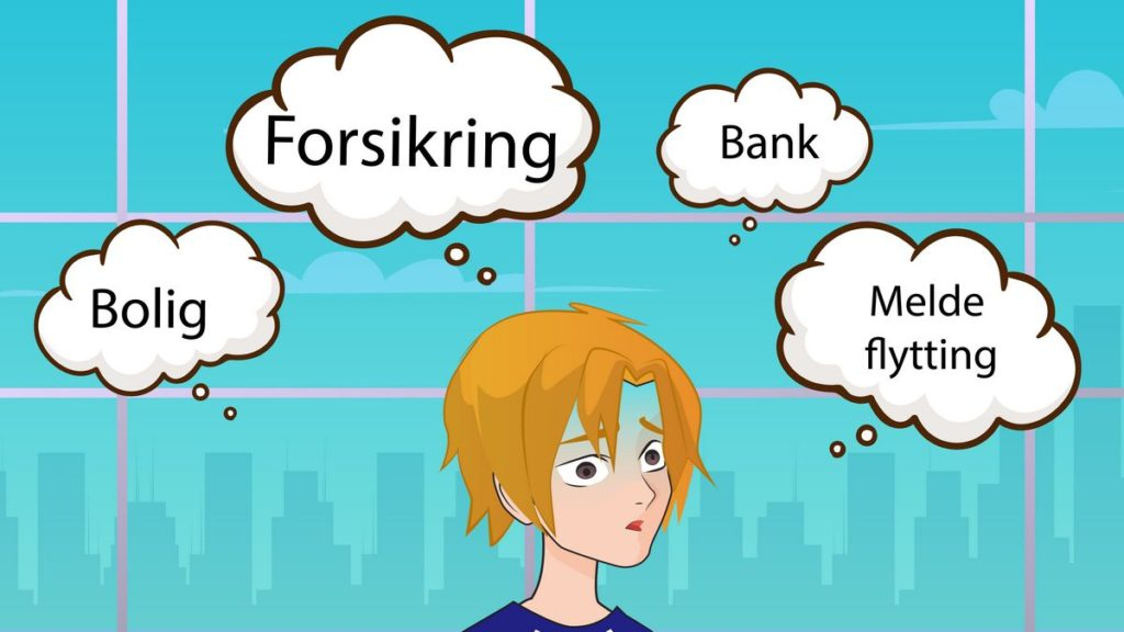 Housing, insurance, banking, report relocation - Problems of studying abroad