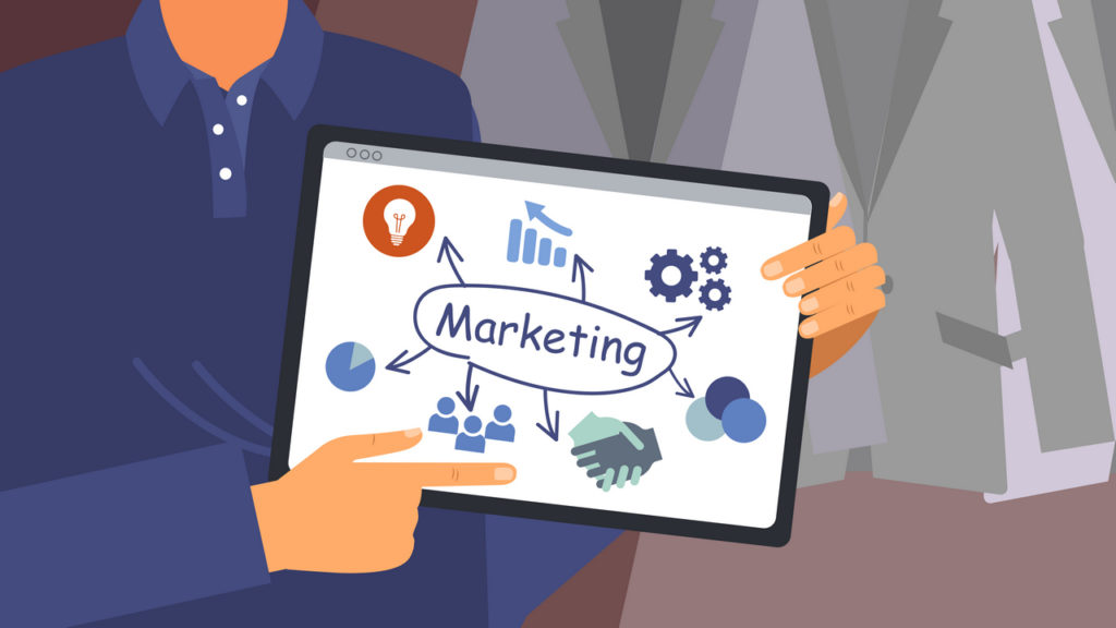 Effective marketing strategy - Promotional Video