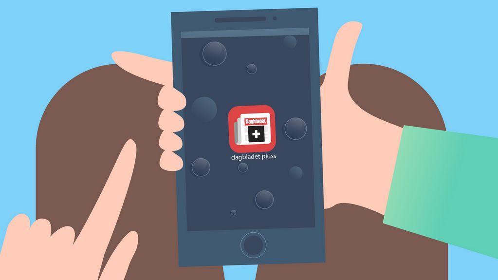 Magazine in the phone - Explainer Video
