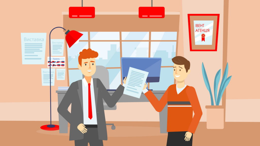 Business - 2D Animation