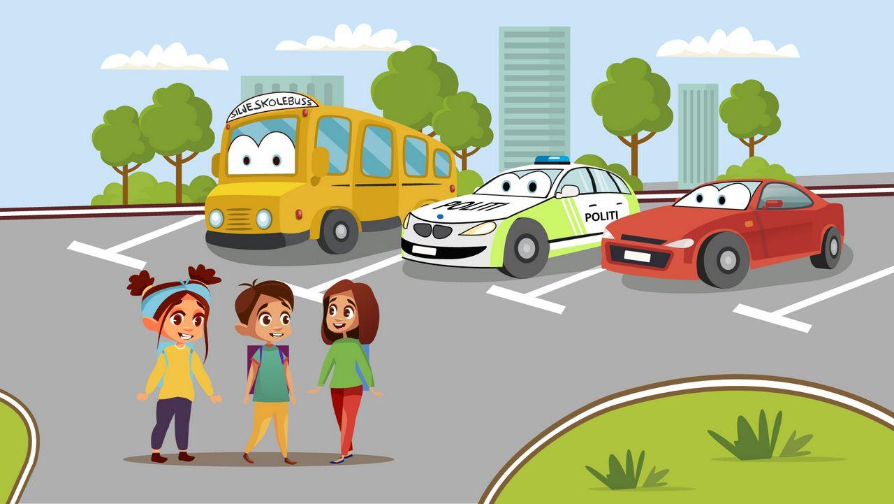 Trafikkland Film - Animated Educational Series