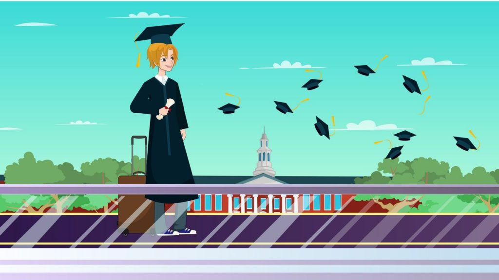 Successful completion of student studies - ANSA Explainer Video