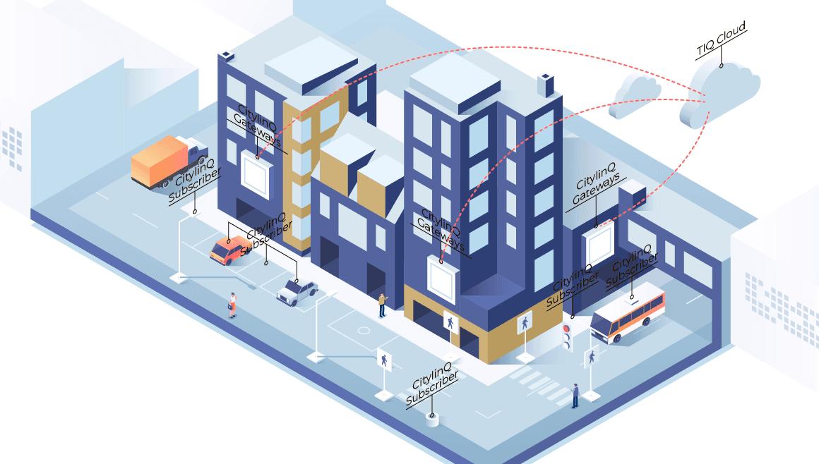 Tradeshow Educational Infographics Video - Isometric City Animation