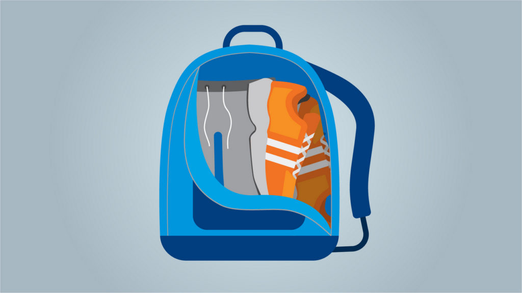 Backpack - Animation