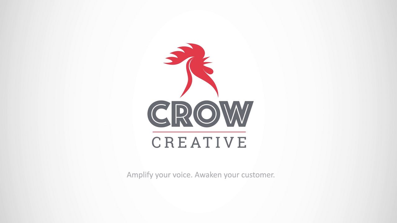 Crow Hero Banner Animation - Animated Banner Video