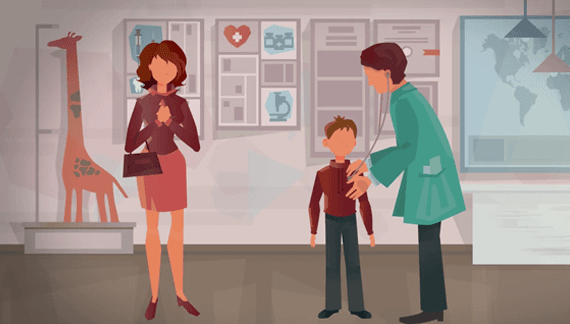 Doctor's appointment - Animation Video