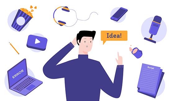 New Idea - Animation