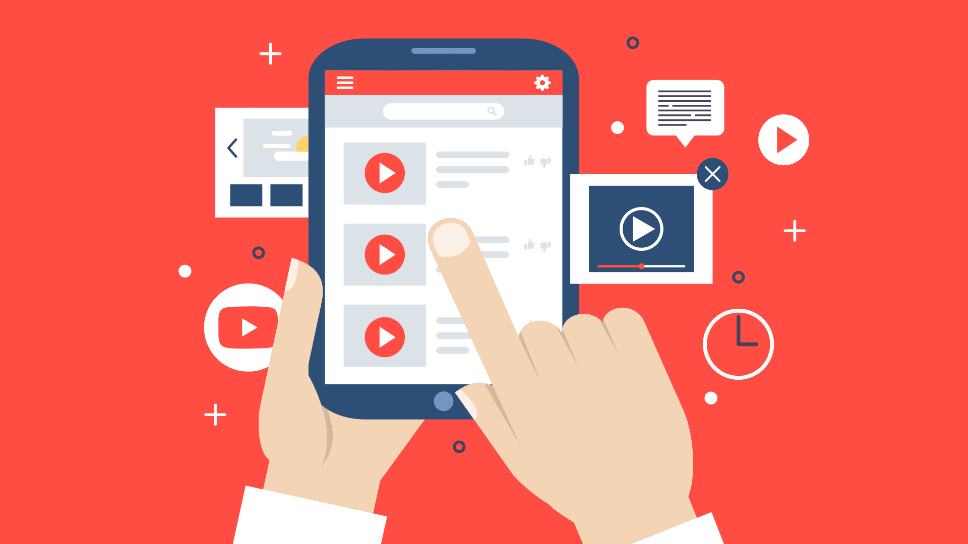 All about the YouTube channel | Darvideo Blog