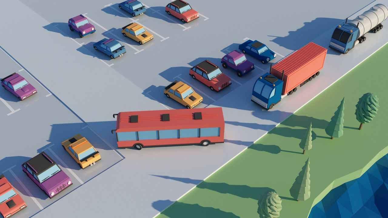 3D car models | Darvideo Animation