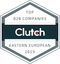 Top B2B companies in Eastern Europe 2019 on Clutch