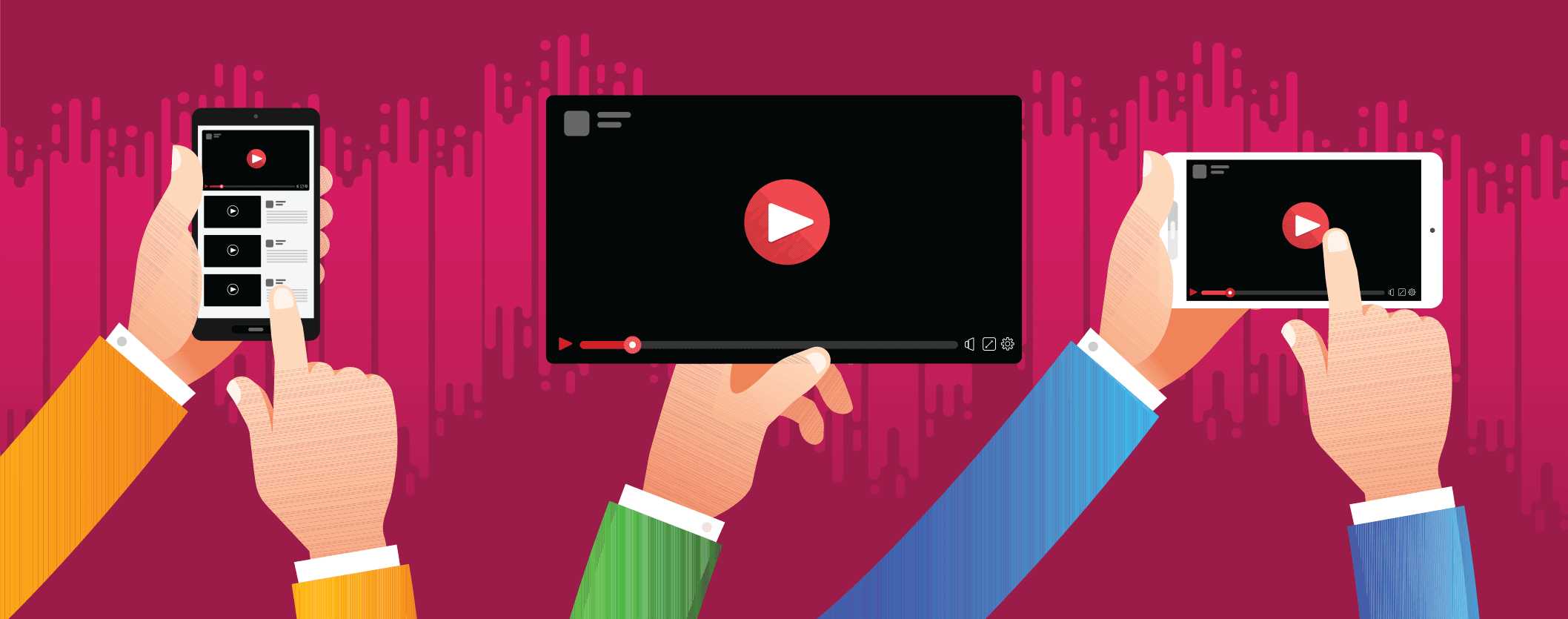 Video on different devices - an article about Animated Video