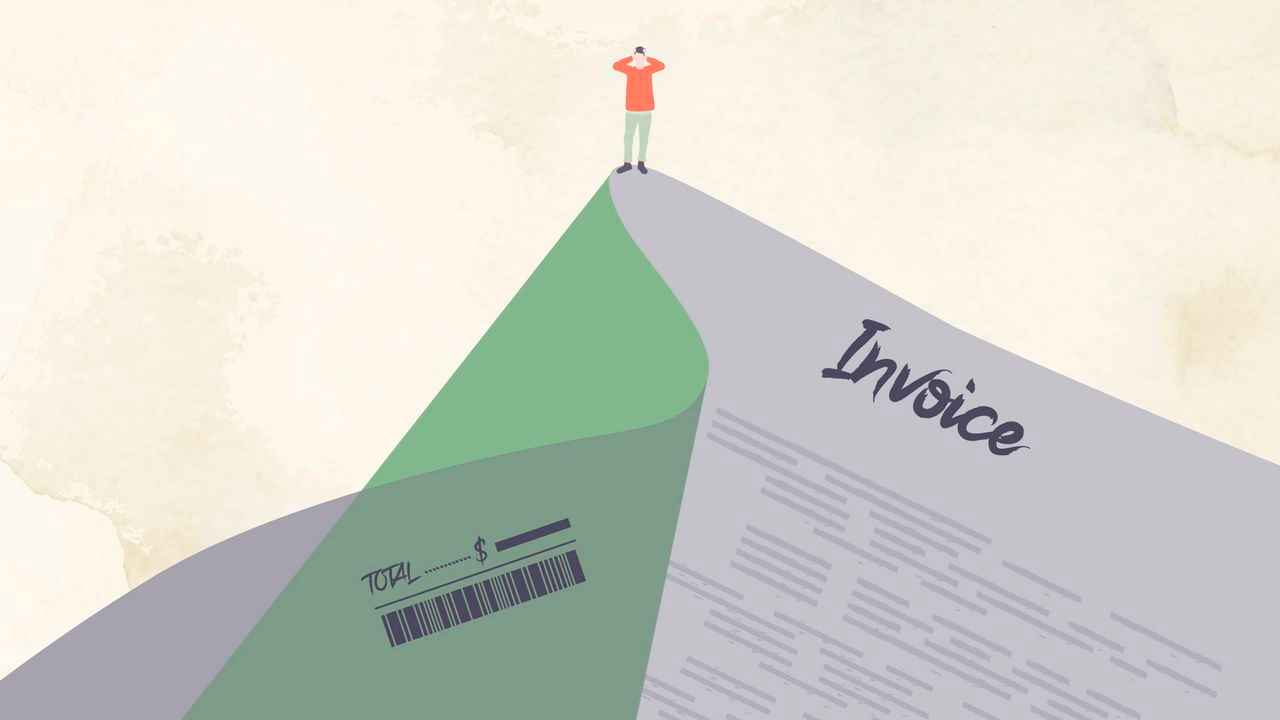 Invoice | 2D Animated Video