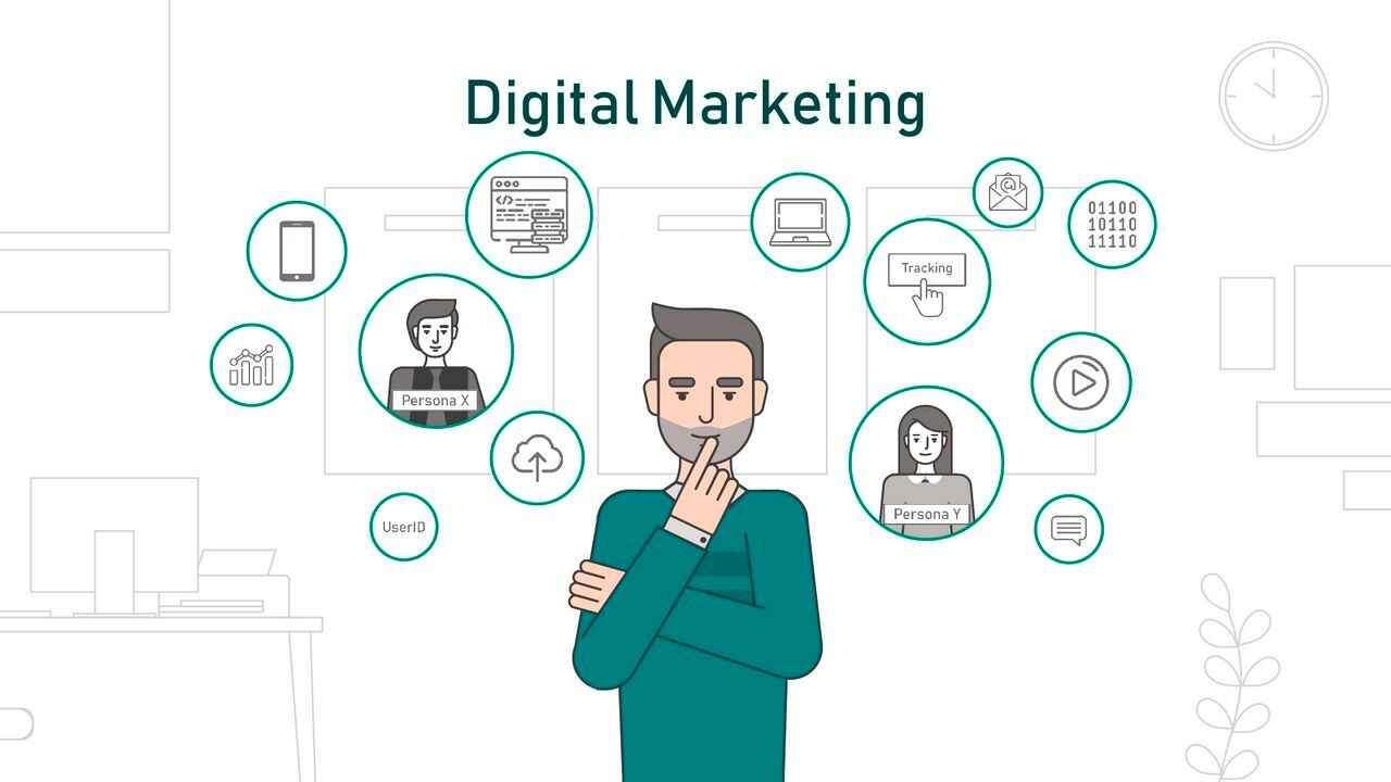 Digital Marketing - Marketing Video