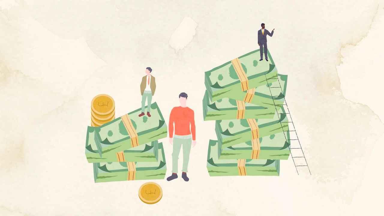 Mountains of money - Marketing Video