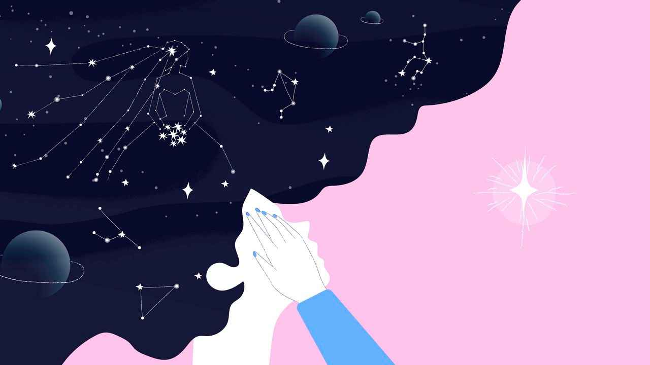 Constellations in the sky - Human Empowerment Animated Video