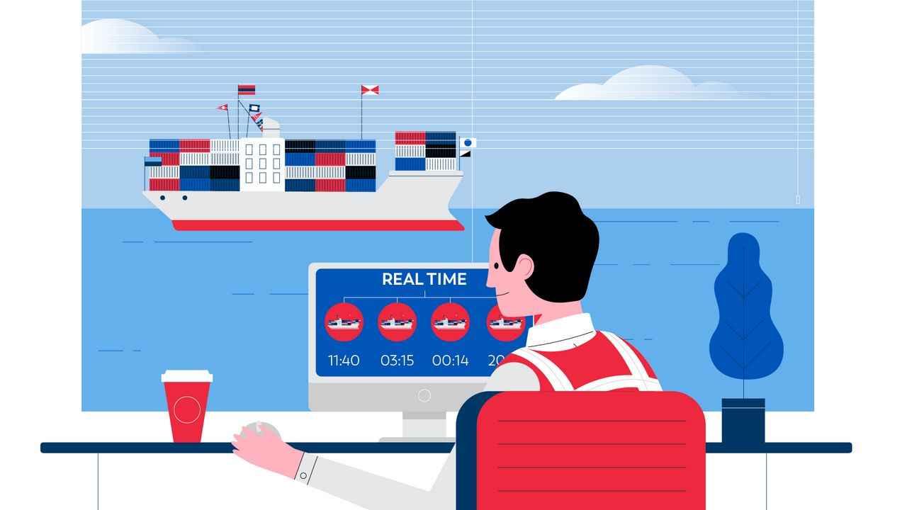 Ship management | Technology Video