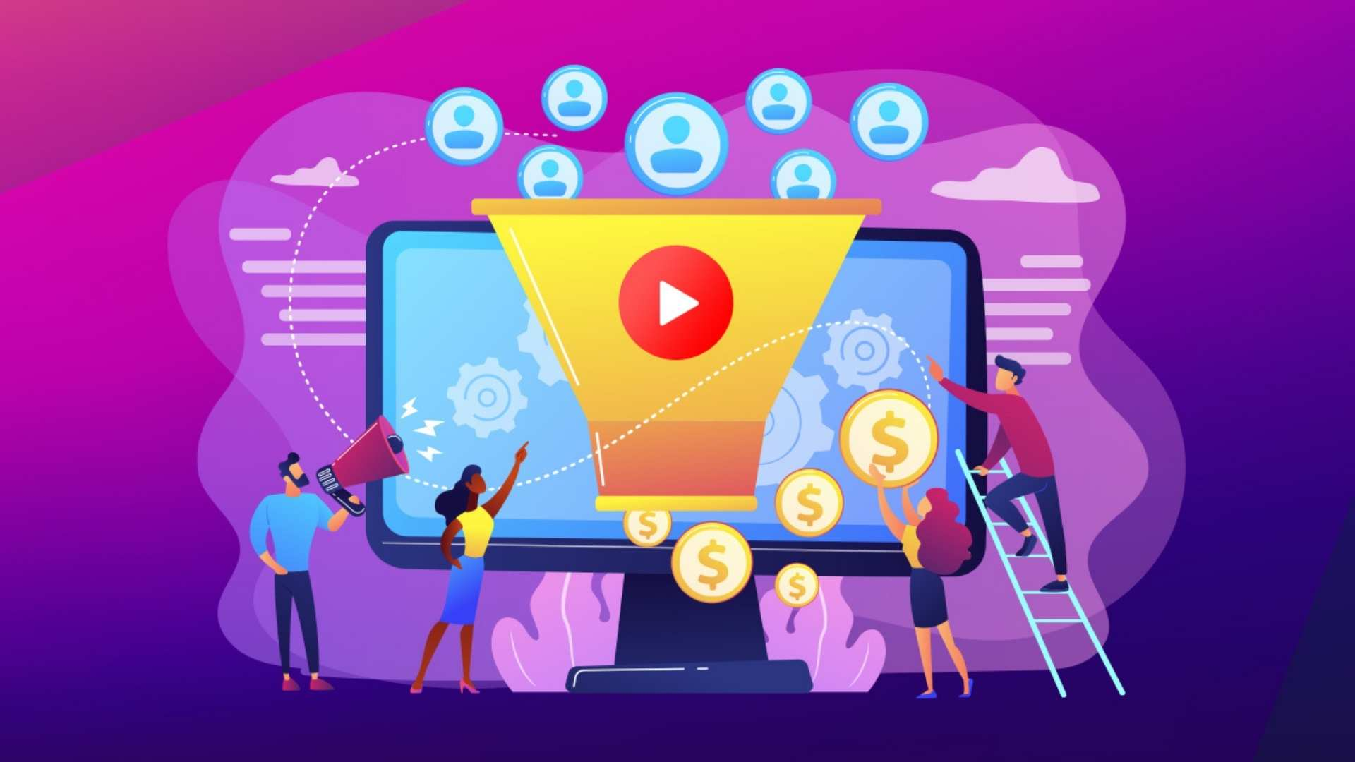 Animated Video for Services VS Animated Video for Products