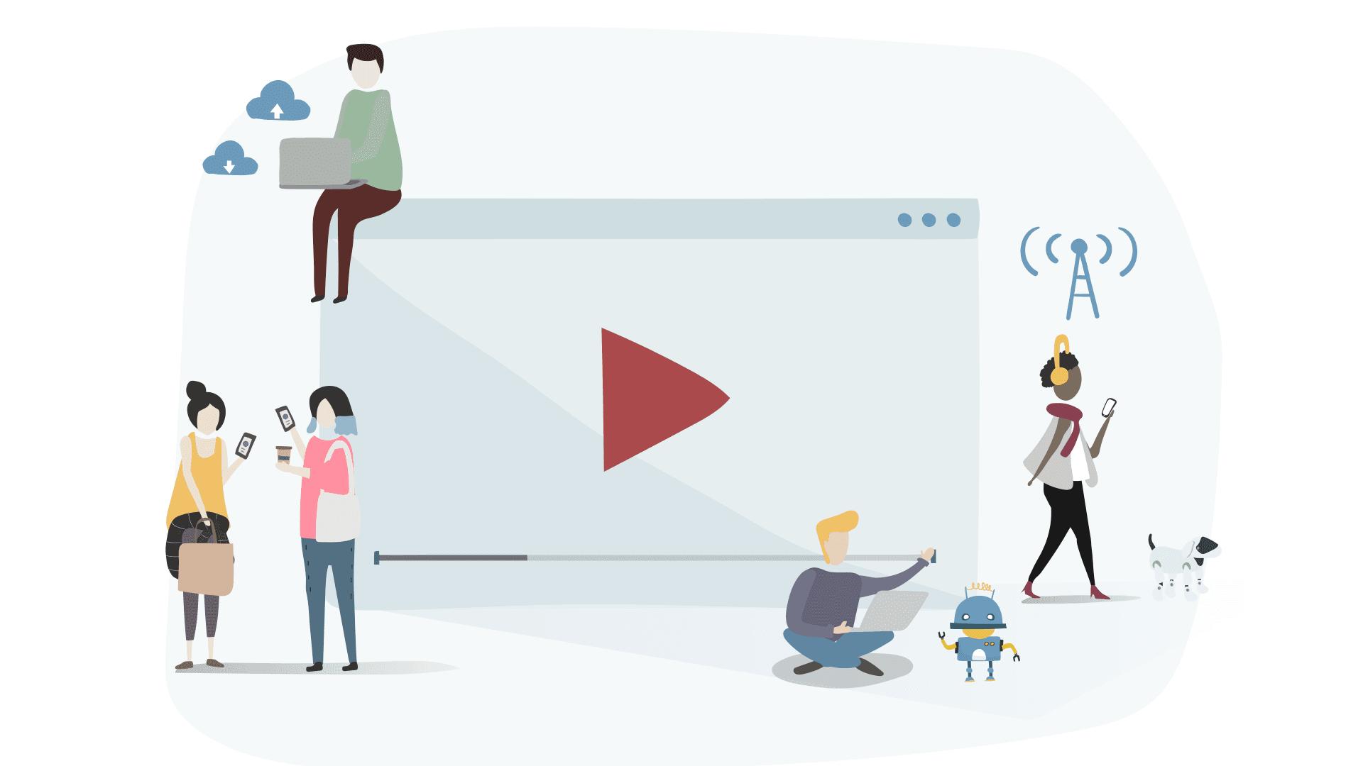 Video Formats for Social Media - Darvideo