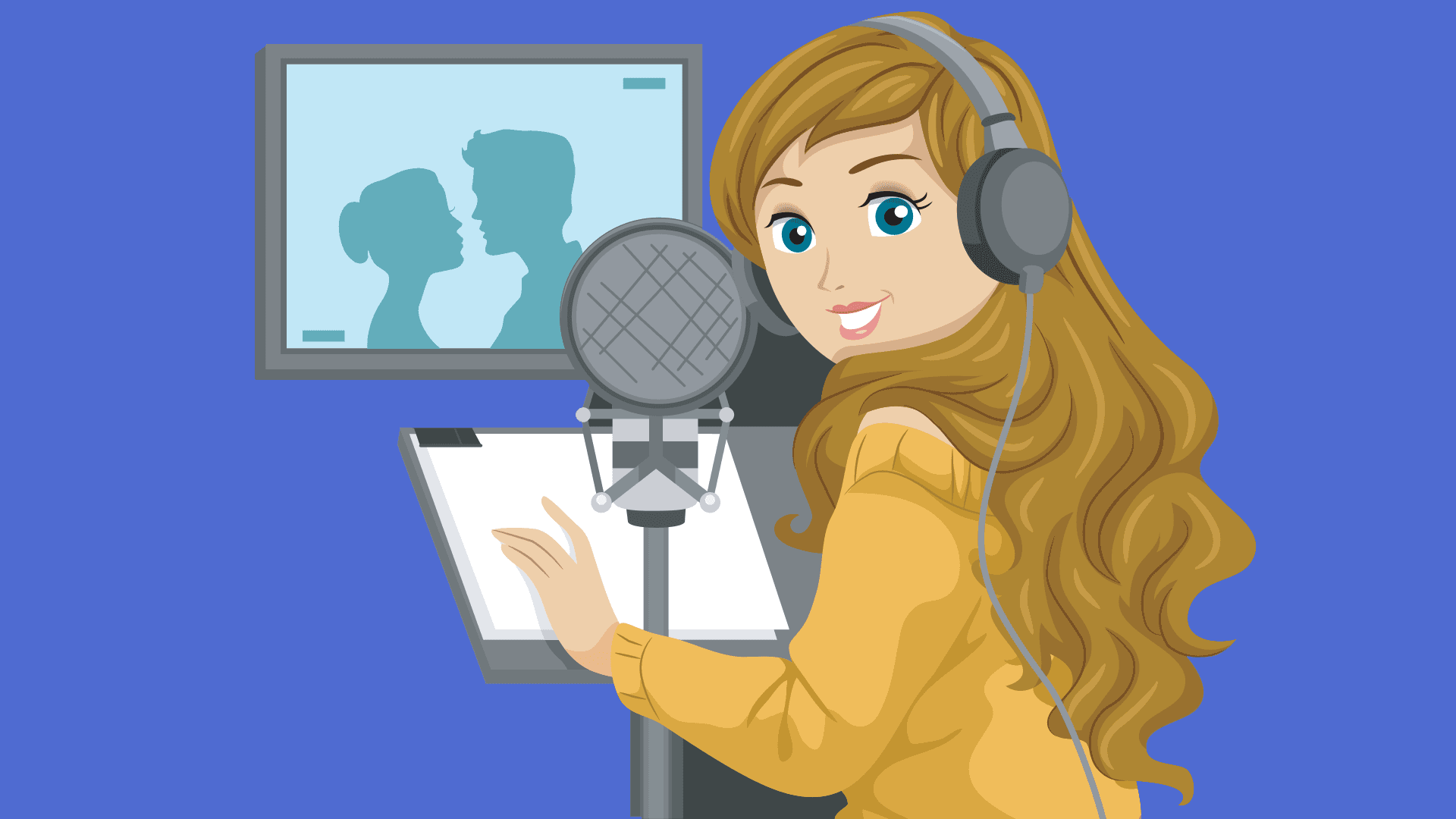 Voice over in marketing videos   Darvideo Blog