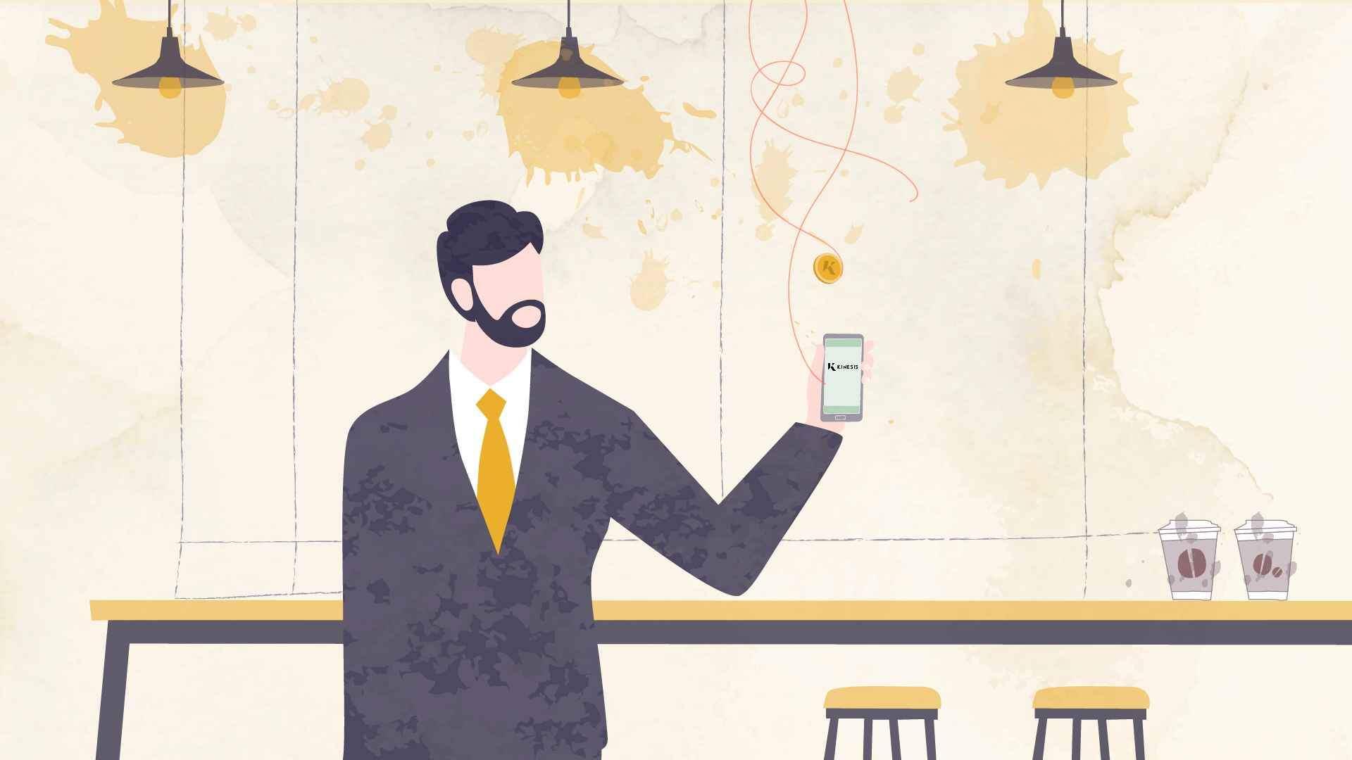 Kinesis Money - Darvideo Animation