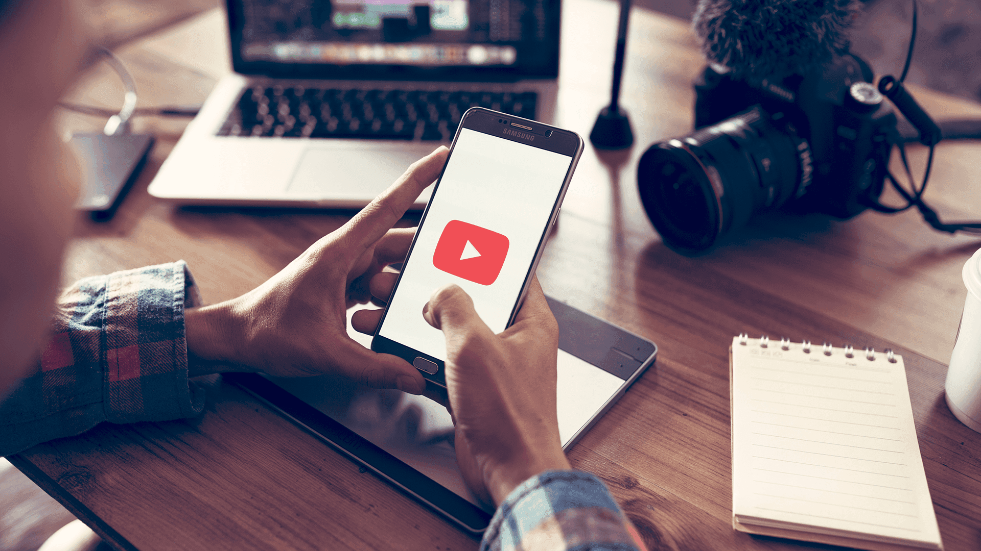 YouTube channel promotion   Darvideo Blog