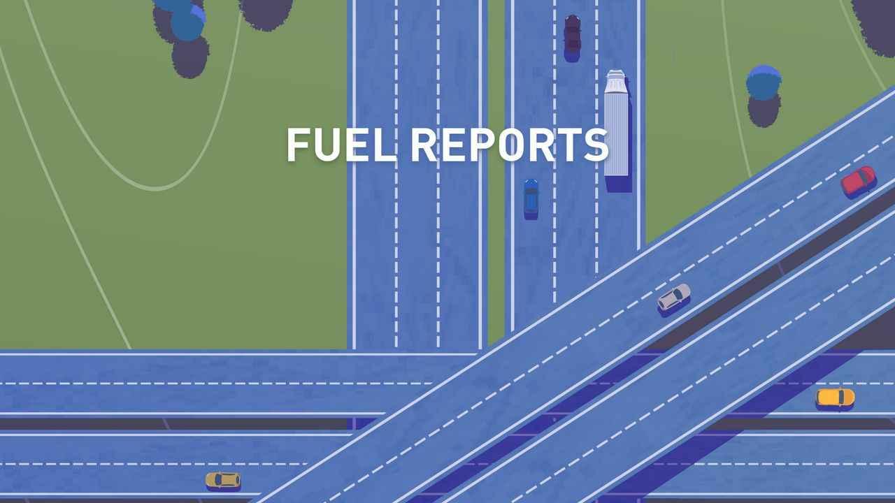 Fuel reports   FleetUp Software   Darvideo Explainer Video