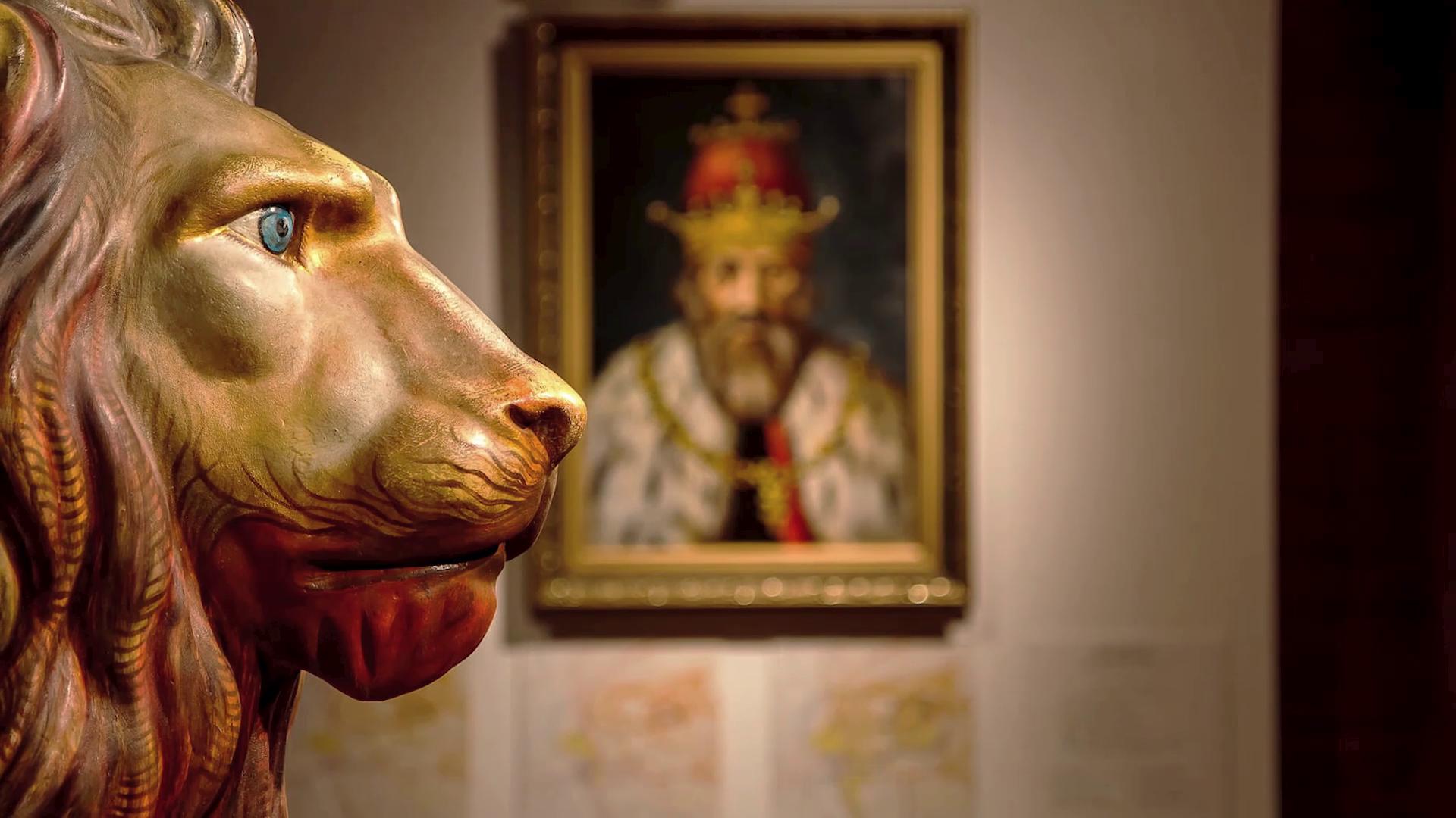 Lion | Presentation video about Carlsberg