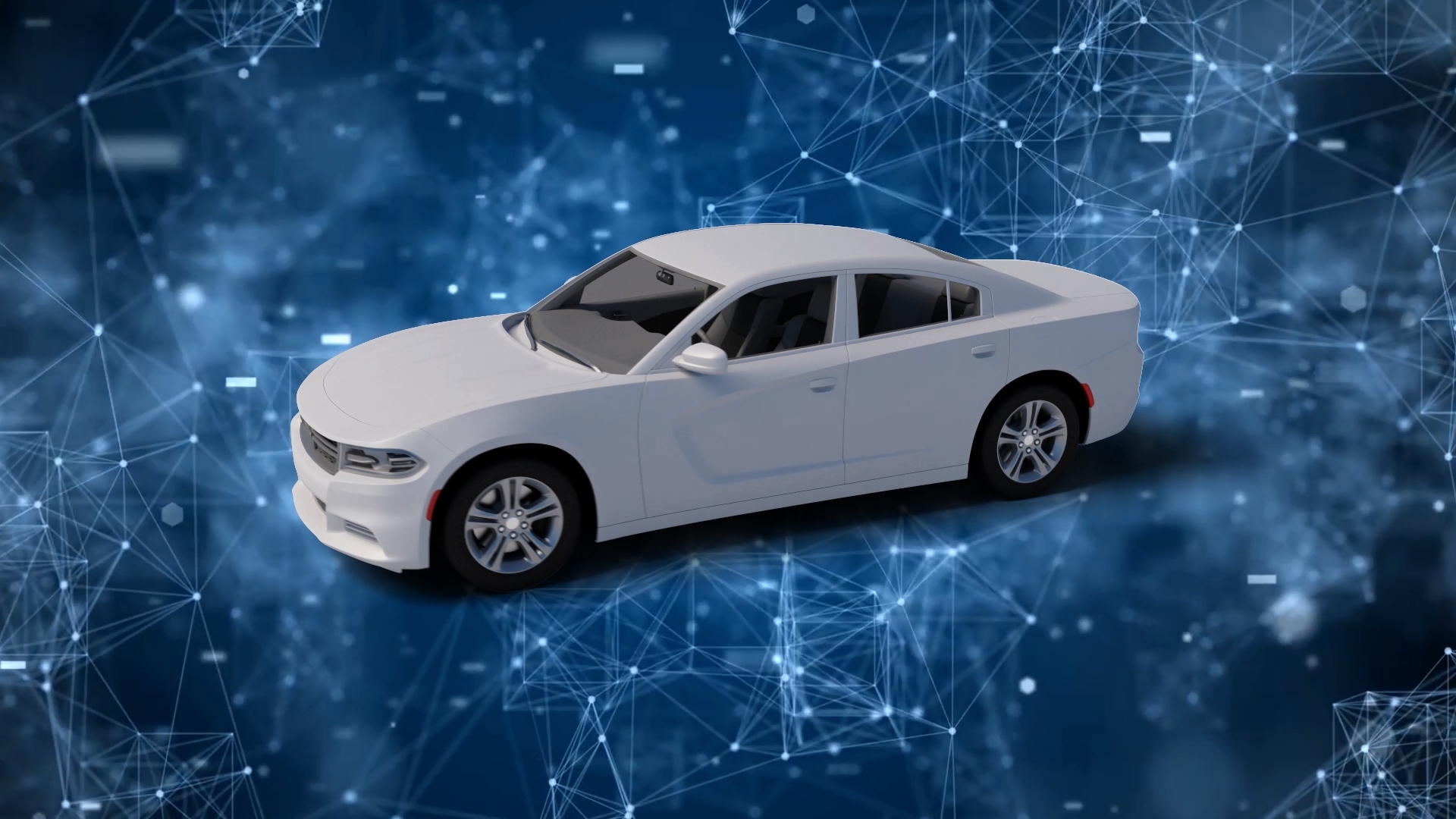 3D model of the car | 3D animation by Darvideo