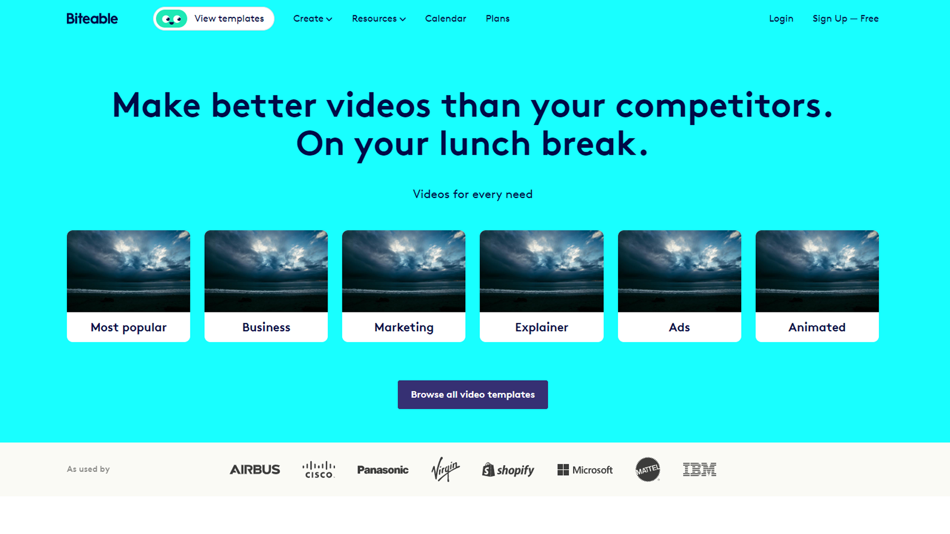 Biteable   Creating animation   Article by Darvideo