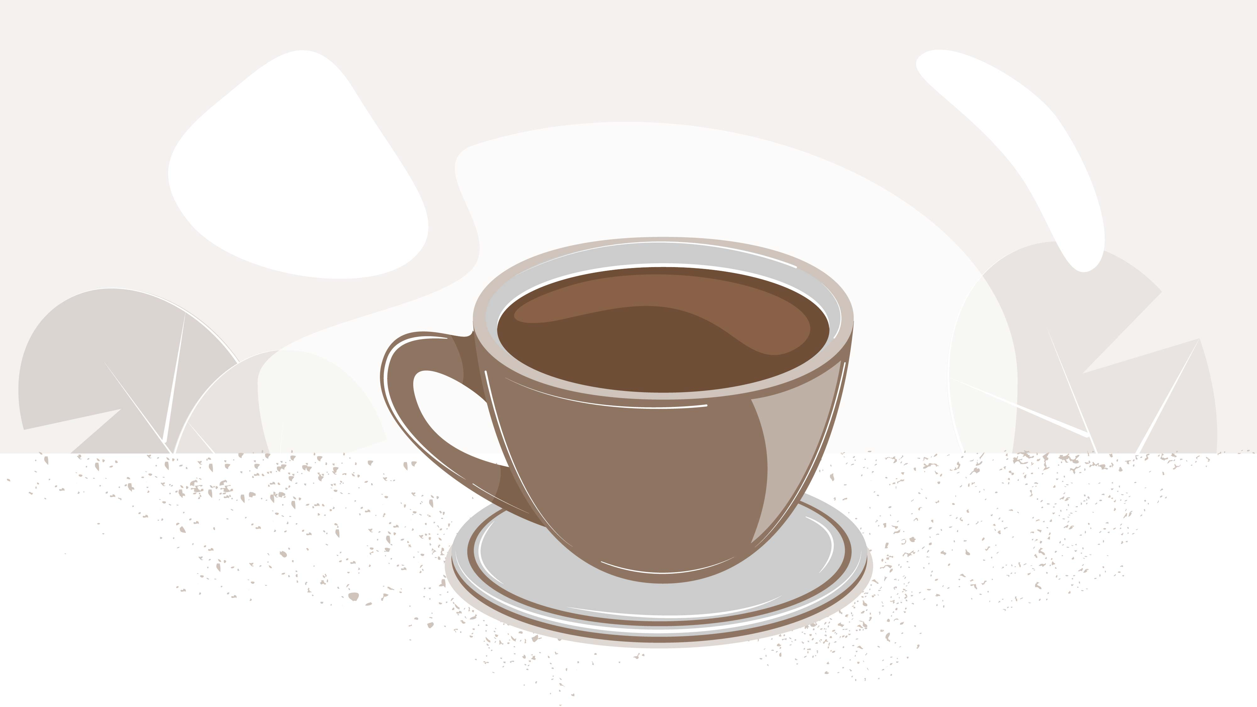 Cup of coffee | 2D Animated Video