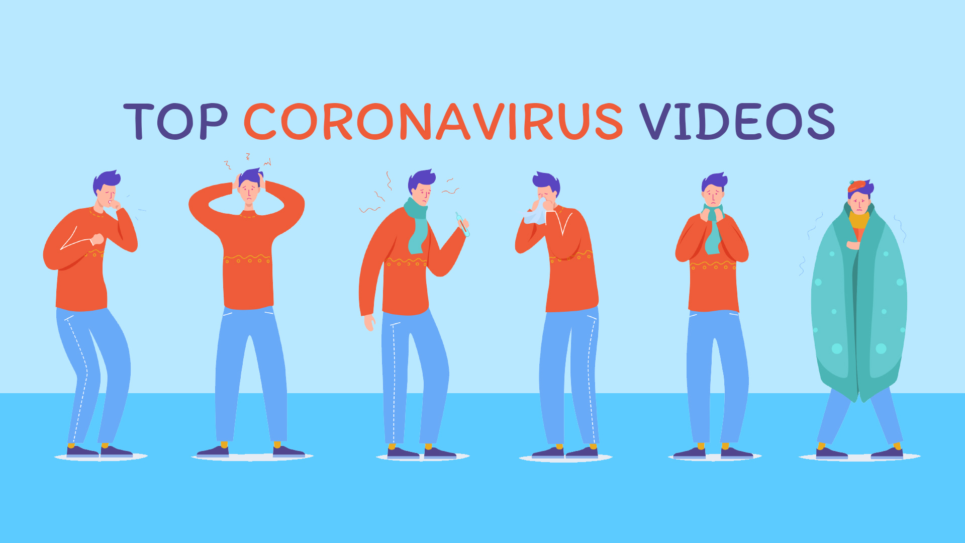Coronavirus Animated Video 2020