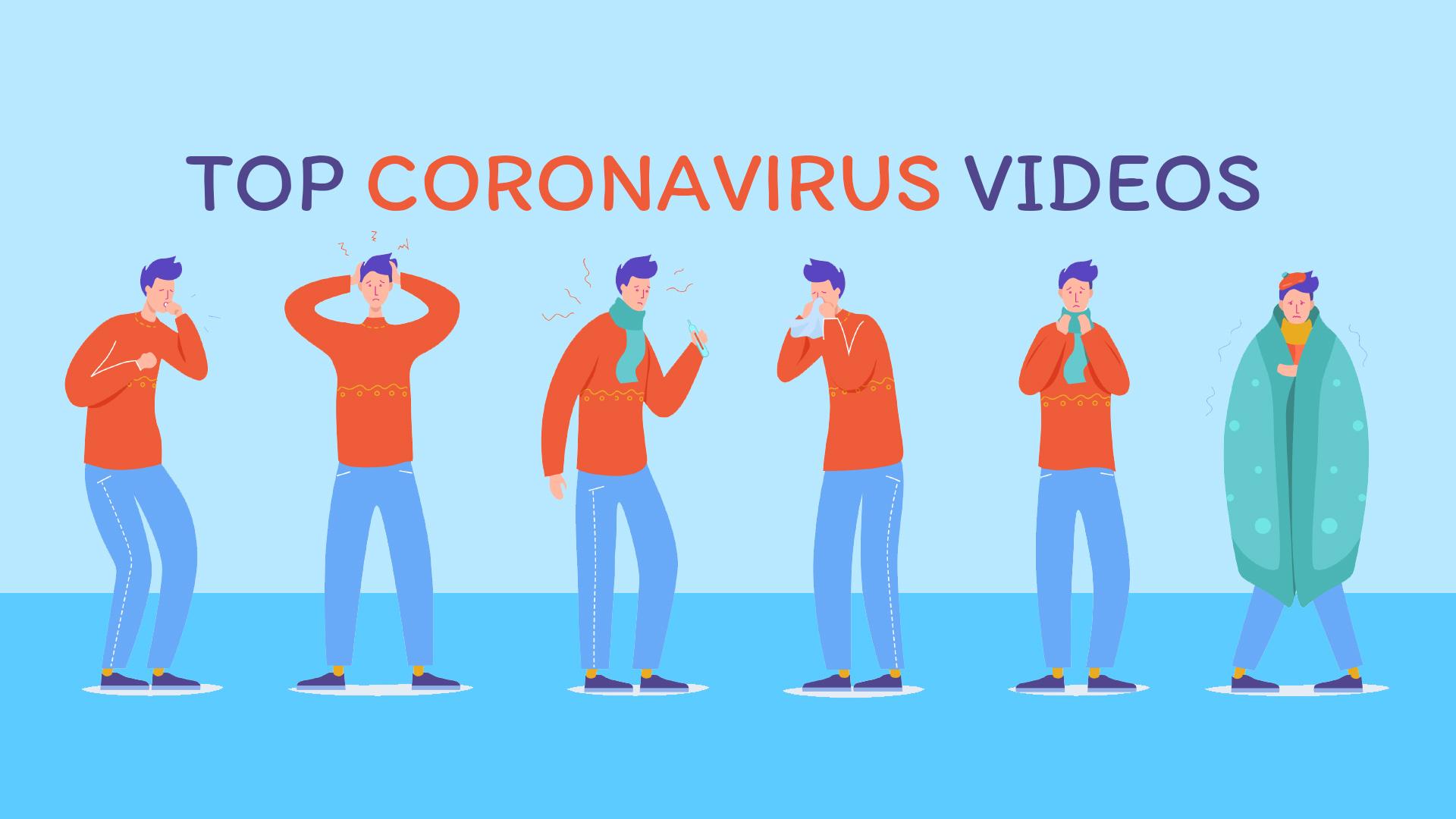 Coronavirus Animated Video 2020
