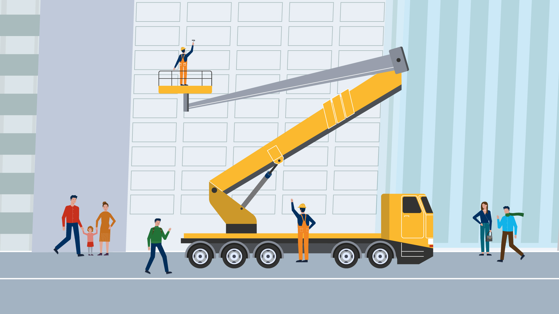 How to secure machinery on construction