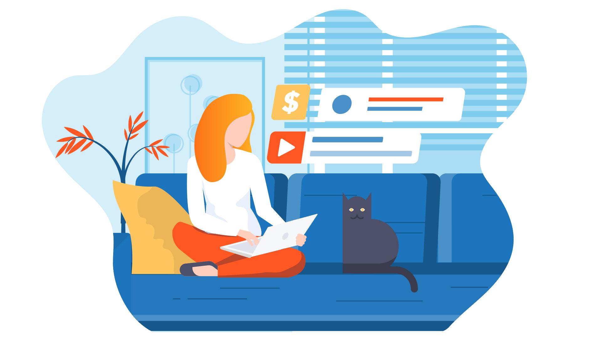 Trends in social media 2020