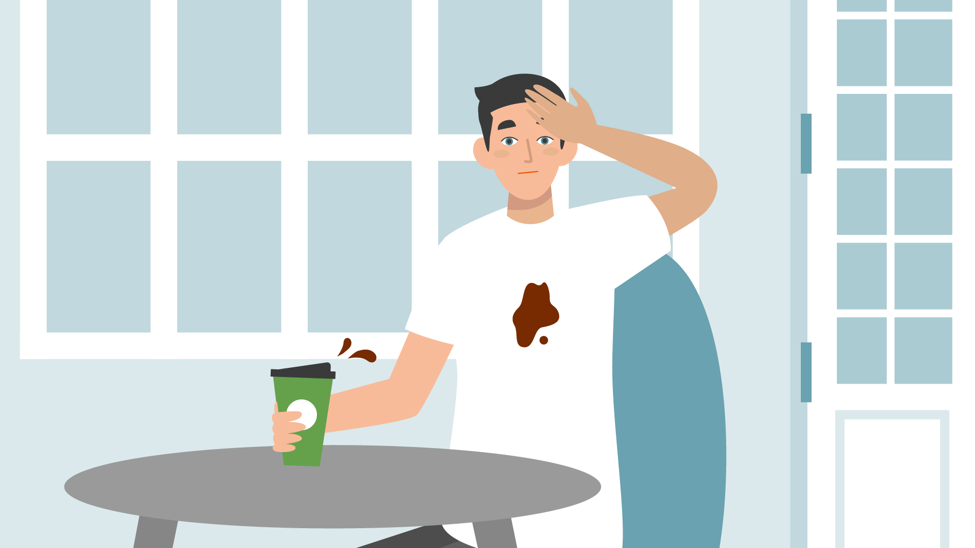Coffee   2D Animated Video   Darvideo