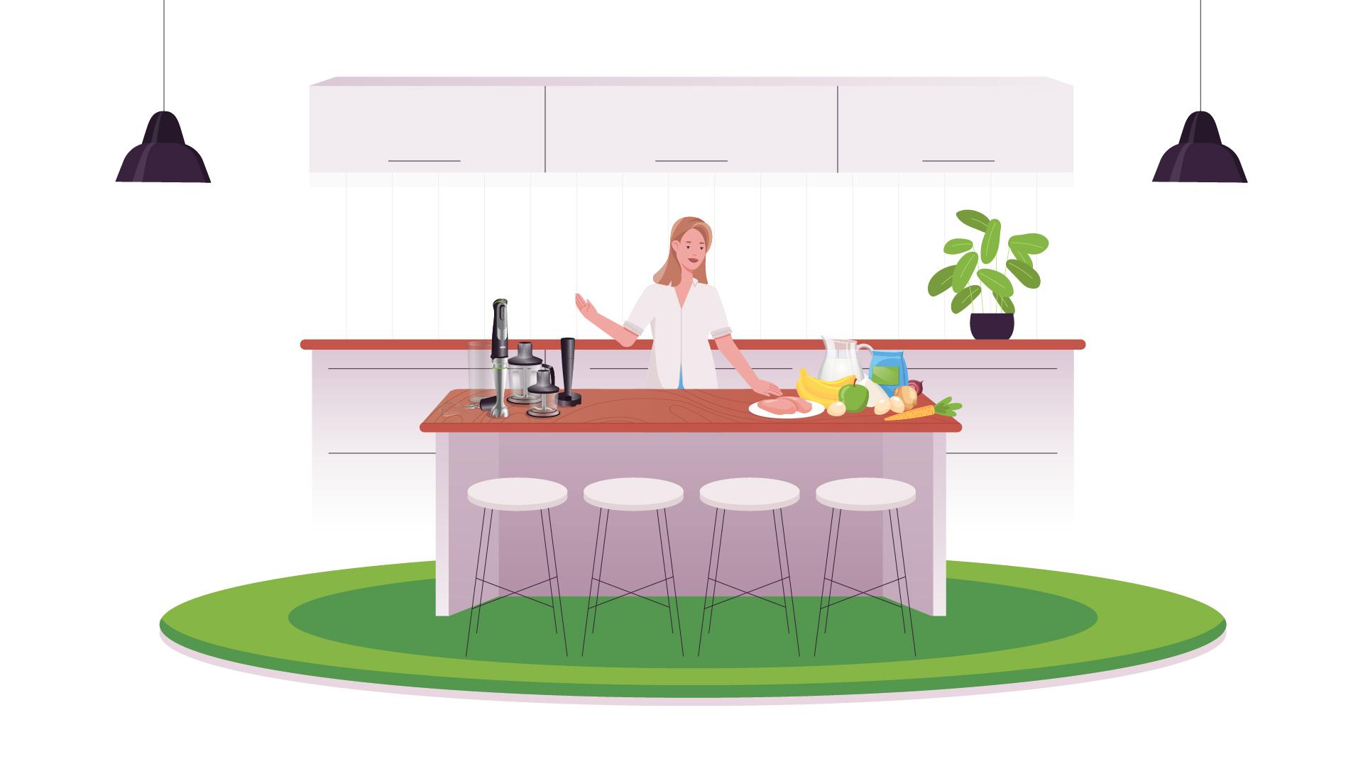 Braun | Kitchen gadgets | Marketing Video