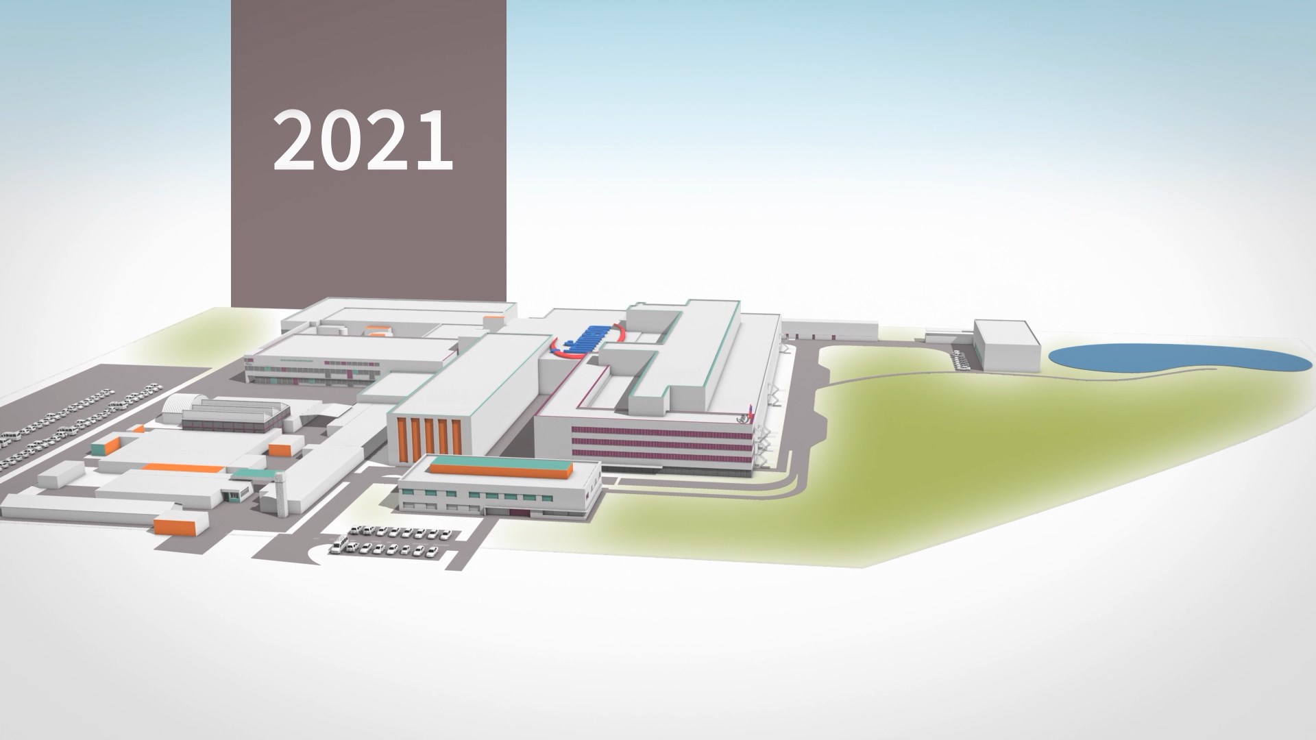 SUCCESS STORY of Infineon   3D Animated Video