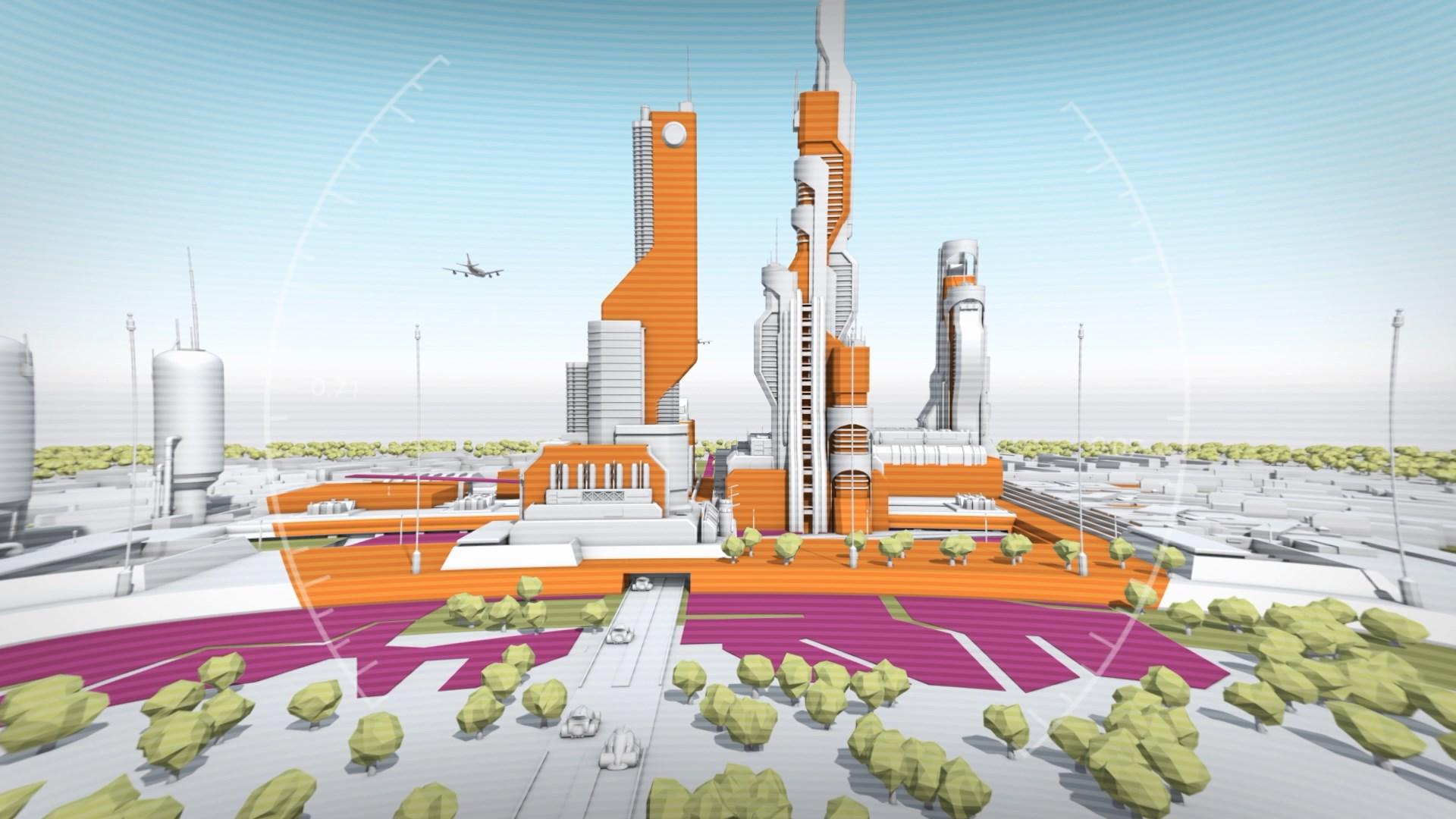 Infineon - 3D Animated Video