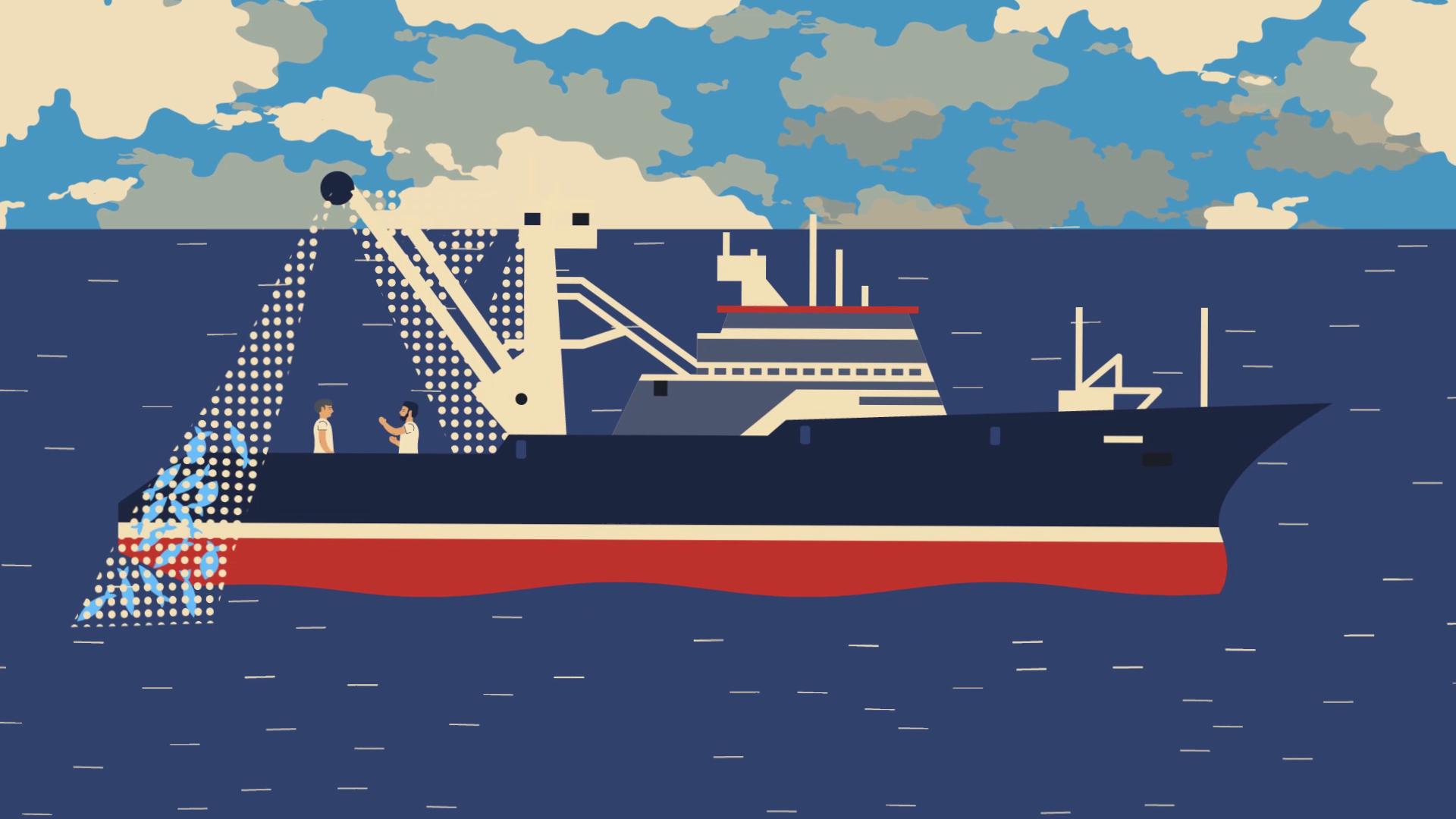 Ship - Animation