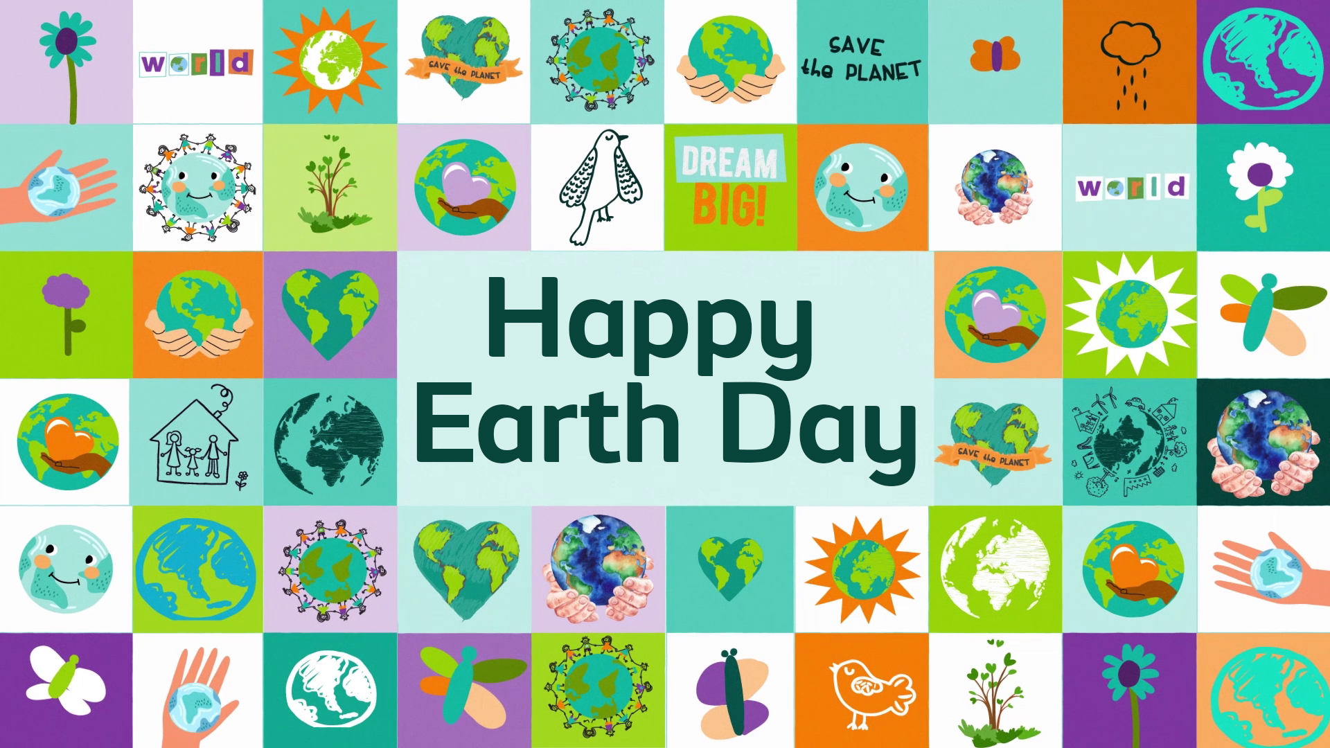 Happy Earth Day | Darvideo Animation