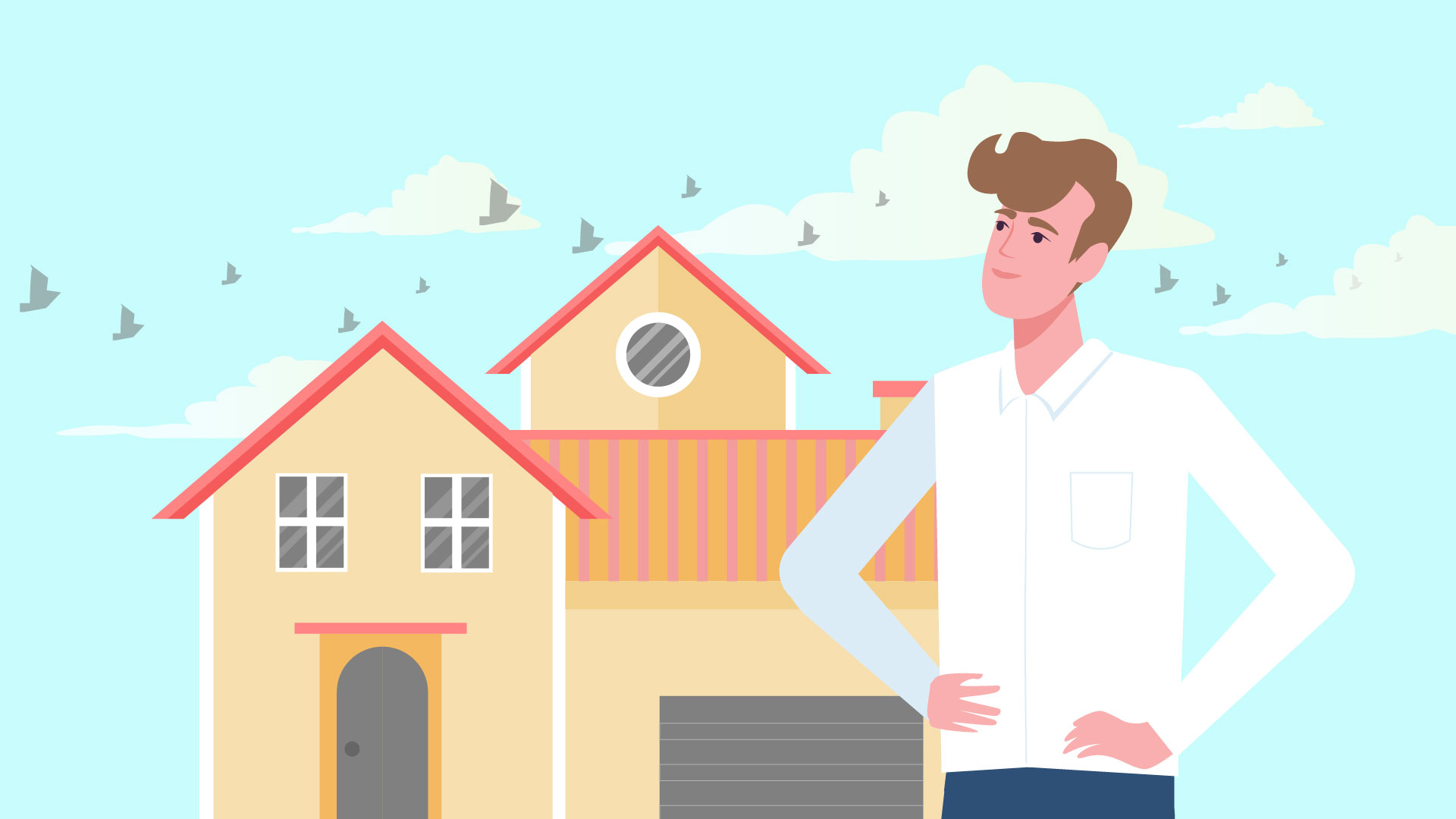 Buying a home - Animated Explainer Video