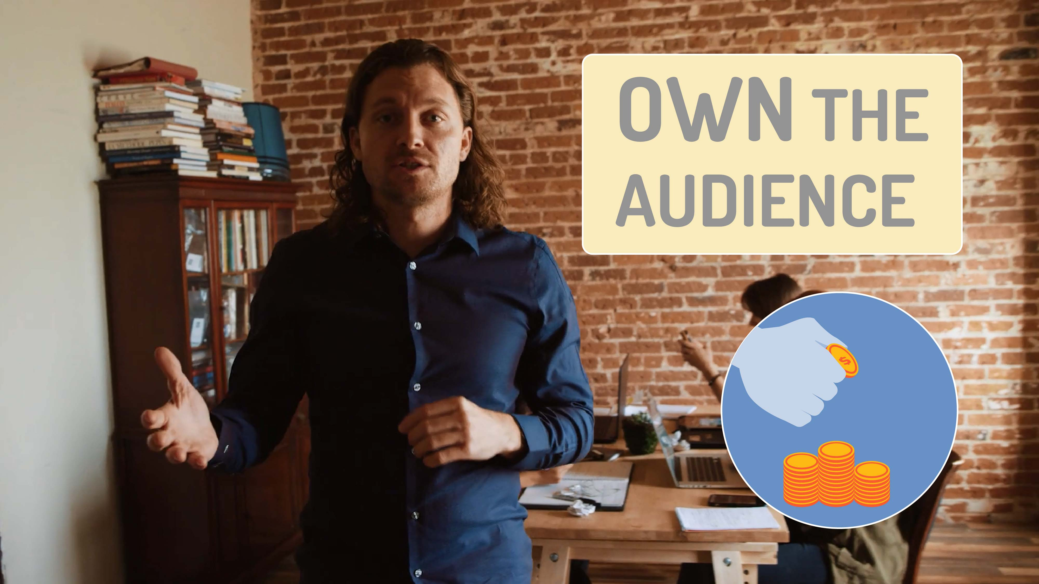 Own the audience. Effective Mobile Messaging Strategy